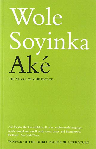 9780413777256: Ake: The Years of Childhood