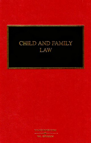 9780414016309: Child and Family Law