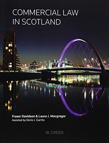 9780414018310: Commercial Law in Scotland