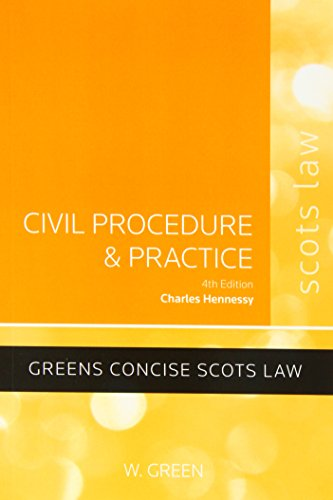 Civil Procedure and Practice: Hennessy, Charles