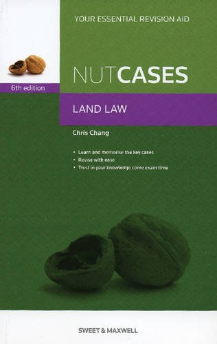 9780414022713: Nutcases Land Law