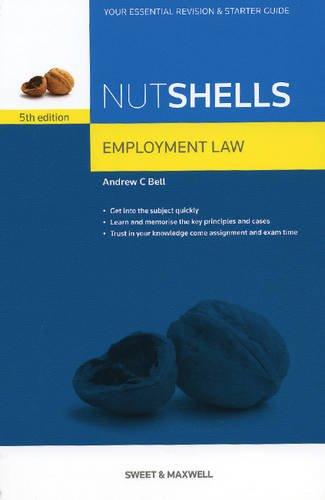 9780414022973: Nutshell Employment Law