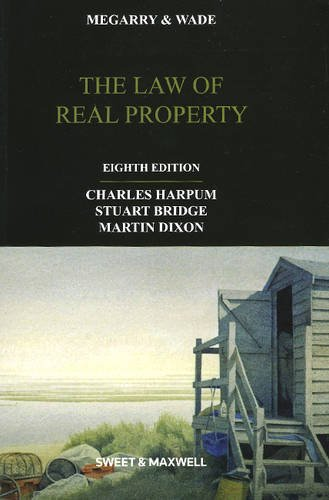 9780414023291: Megarry & Wade: The Law of Real Property