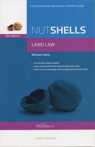 9780414025738: Nutshells Land Law