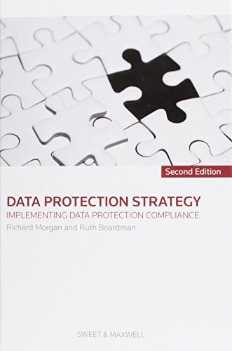 9780414026742: Data Protection Strategy: Implementing Data Protection Compliance