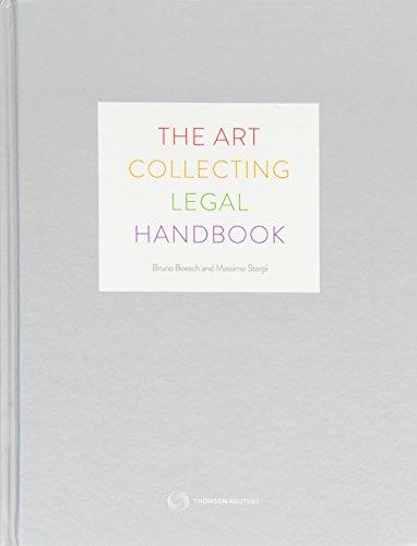 9780414026933: The Art Collecting Legal Handbook: Jurisdictional Comparisons