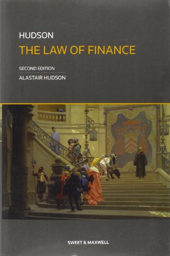 9780414027640: Hudson Law of Finance