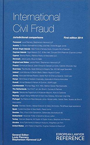 International Civil Fraud (Hardcover)