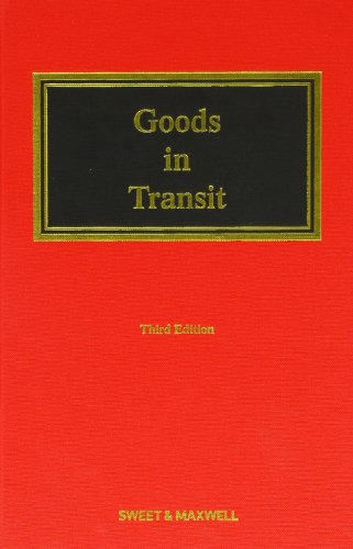 9780414028401: Goods in Transit