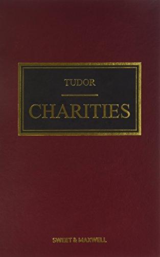 Tudor on Charities: Henderson, William; Fowles, Jonathan; Warburton, Jean; Morris, Debra; Riddle, ...