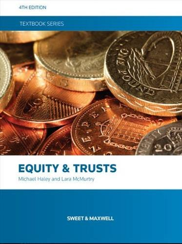 9780414031548: Equity and Trusts
