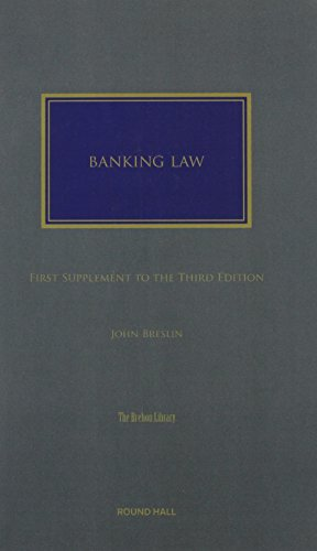 9780414032262: Banking Law 1st Supplement