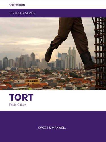 9780414033016: Tort