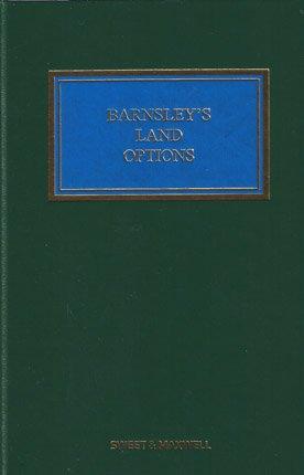 9780414034341: Barnsley's Land Options