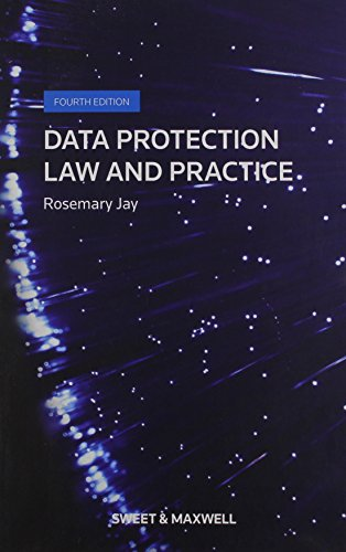 Data Protection Law & Practice (Hardcover): Rosemary Jay