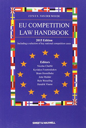 9780414035447: EU Competition Law Handbook 2015 2015 Edition