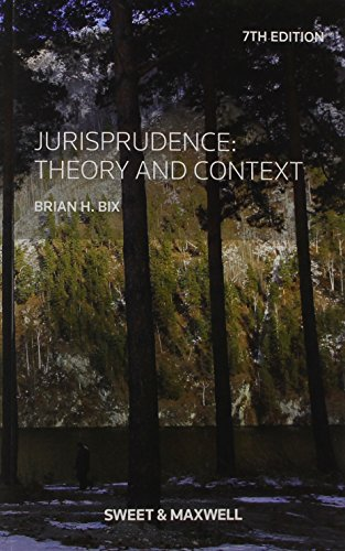 9780414035652: Jurisprudence: Theory and Context