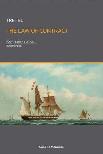 9780414037397: Treitel on The Law of Contract