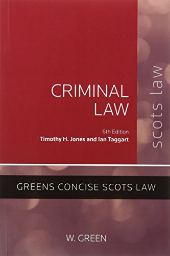 9780414038592: Criminal Law
