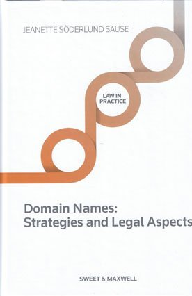 9780414039520: Domain Names - Strategies and Legal Aspects