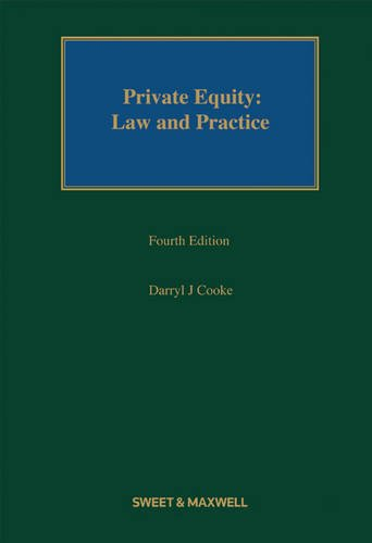 Private Equity Law and Practice: Darryl J. Cooke