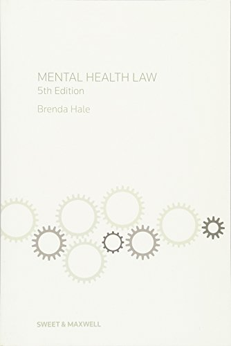 9780414041691: Mental Health Law