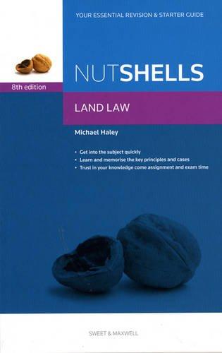 9780414041769: Nutshells Land Law