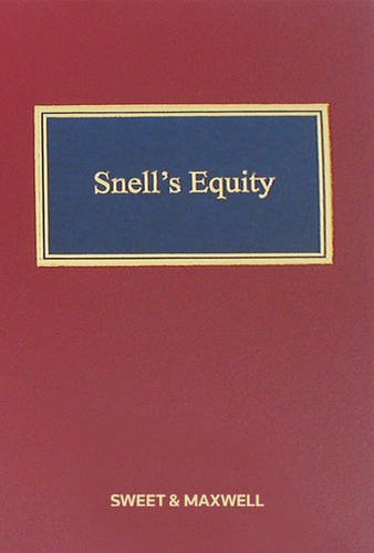 9780414042865: Snell's Equity