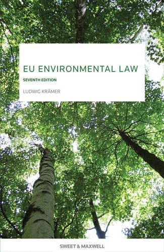 9780414042995: EU Environmental Law