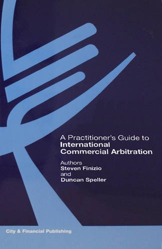 9780414043046: International Commercial Arbitration. Steven Finizio, Duncan Speller, Wilmer Hale