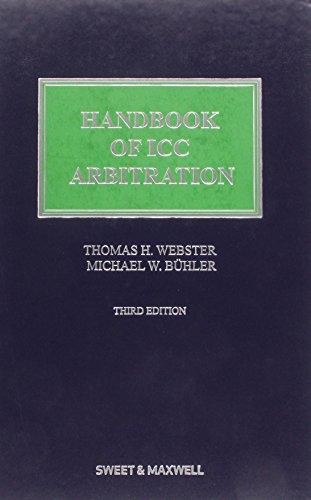 9780414044630: Handbook of ICC Arbitration: Commentary, Precedents, Materials
