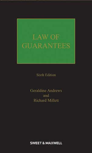 9780414044715: Law of Guarantees