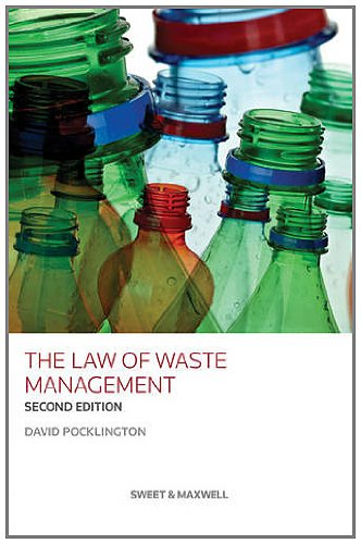 9780414045033: The Law of Waste Management