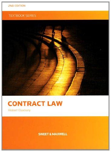 9780414046030: Contract Law