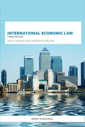 9780414046153: International Economic Law