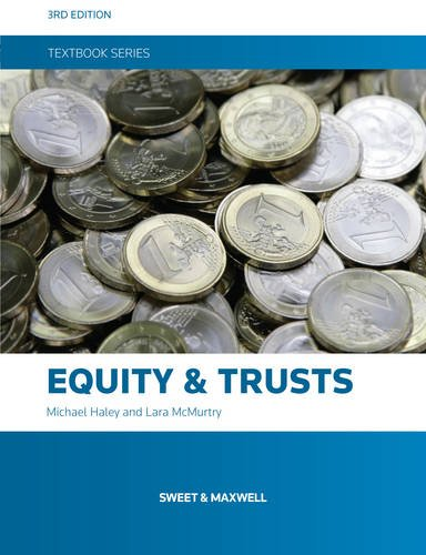 9780414046160: Equity and Trusts. Michael Haley and Lara McMurtry