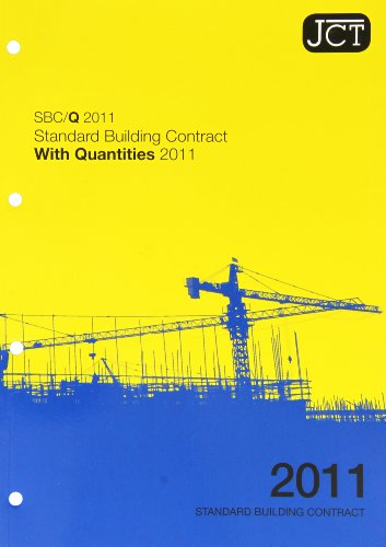 Pam Contract 2006 With Quantities Pdf