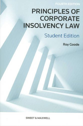 9780414047877: Principles of Corporate Insolvency Law