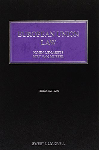 9780414048164: European Union Law