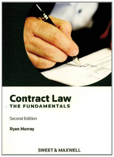 9780414048171: Contract Law - The Fundamentals