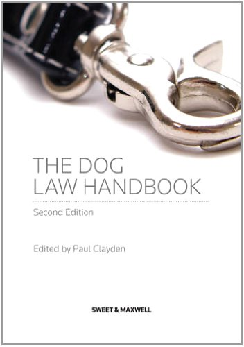 9780414048188: The Dog Law Handbook