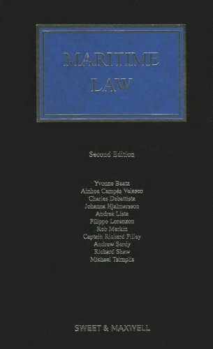 Maritime Law (Hardback): Institute of Maritime Law