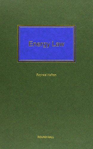 9780414050792: Energy Law