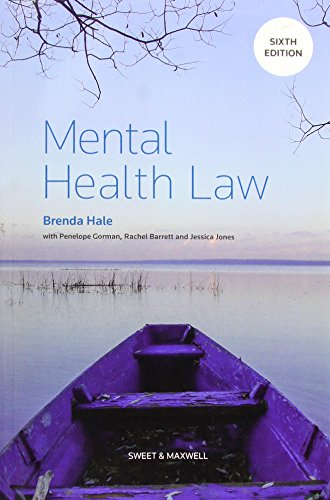 9780414051201: Mental Health Law