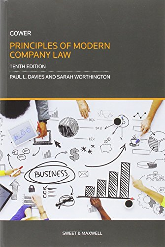 9780414056268: Gower: Principles of Modern Company Law