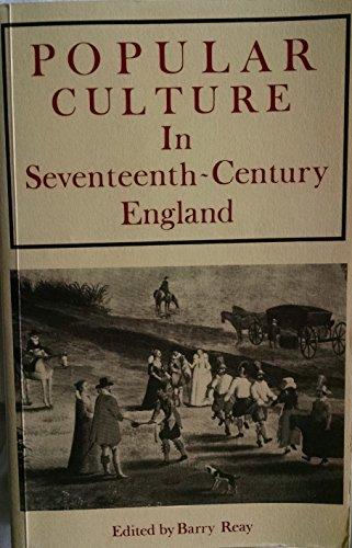 9780415000406: Popular Culture in Seventeenth Century England