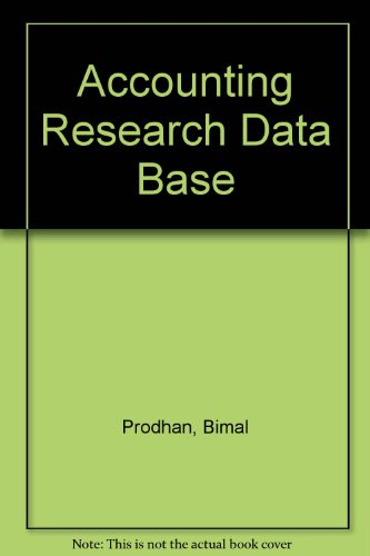 Accounting Research Database