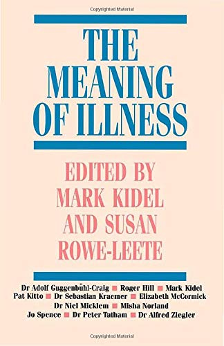 9780415001915: The Meaning of Illness