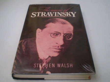 9780415001984: Music of Stravinsky (Companions to the Great Composers)
