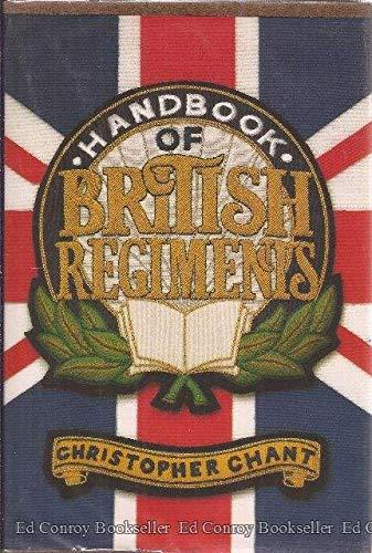 9780415002417: Handbook of British Regiments